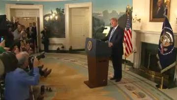Trump says he will make schools safer after Florida shooting