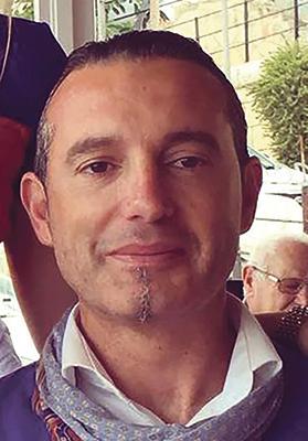 Former pro footballer Darren Debono