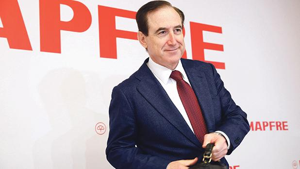 Mapfre Group chairman and CEO Antonio Huertas