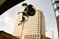 Skateboarding makes the city a playground for all