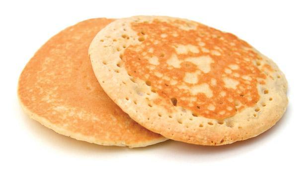 As Flat A Pancake