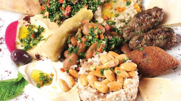 Turkish food festival at carissa restaurant for Authentic turkish cuisine