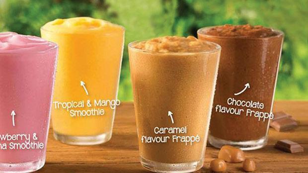 Burger King Launches New Refreshing Product Range