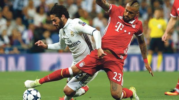 Champions League: Real Madrid star Isco admits Bayern made them suffer
