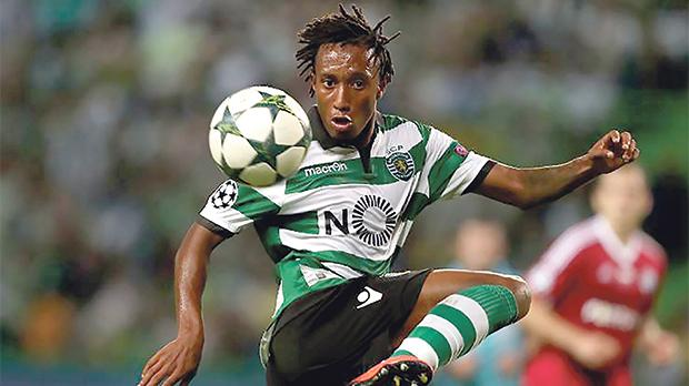 Liverpool in talks to sign Sporting winger Gelson Martins
