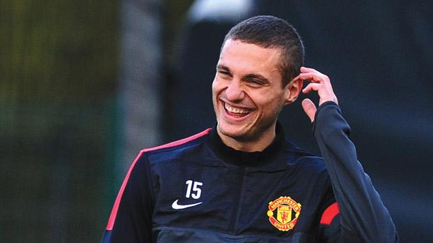 Nemanja Vidic... not ready yet.