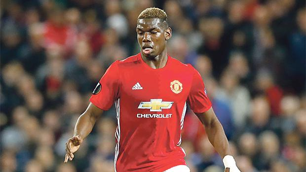 Manchester United cleared of wrongdoing over Pogba transfer