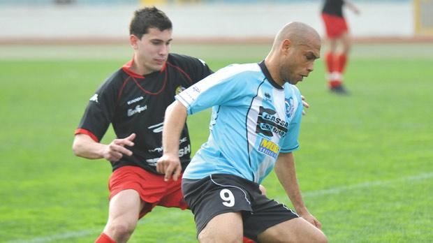 Tarxien Rainbows forward Cristiano is expected to return to Australian football next season.