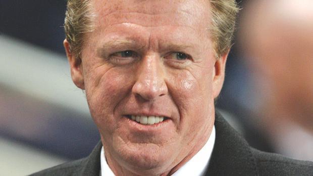 Steve McClaren has taken charge of Nottingham Forest.
