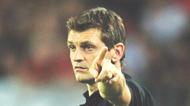 Tito Vilanova... auspicious start to new year.