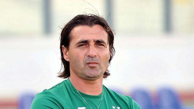 New Birkirkara coach Giovanni Tedesco.