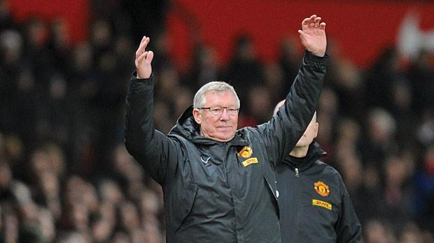 Alex Ferguson... to face no sanctions from Football Association.