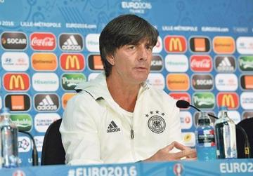 We have no trauma about Italy, says Loew