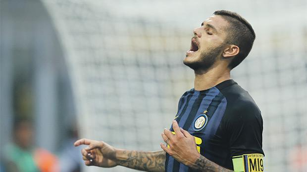 Inter's Mauro Icardi is set to be punished over comments he made in his autobiography.