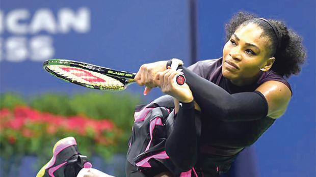 Serena Williams is the top seed for the tournament in Auckland ahead of the Australian Open.
