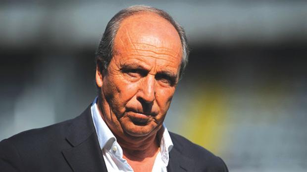 Giampiero Ventura... steered Torino to Serie A.