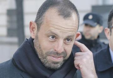 Former Barca chief Rosell arrested in graft investigation