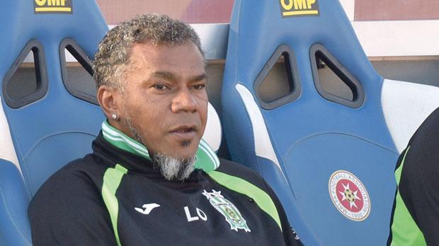 Luis Oliveira... 'positive spell'.