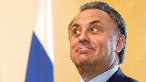 Russian Sports Minister Vitaly Mutko is mulling decisions after ban.