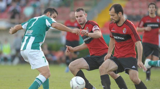 Ħamrun Spartans and Floriana face the prospect of a two-point penalty over outstanding payments.