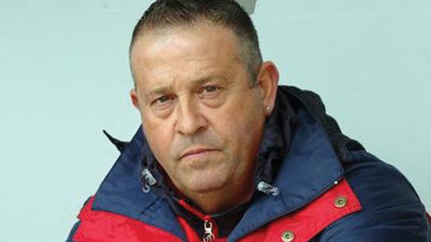 Tommaso Volpi, the new coach of Qormi FC.