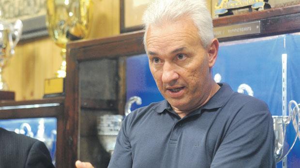 Back in business... John Buttigieg has been appointed coach of Sliema Wanderers. Photo:Steve Zammit Lupi