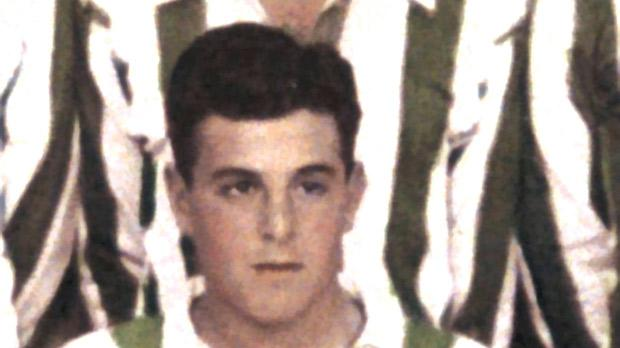 Lolly Vella won several honours during his short playing career with Floriana FC.
