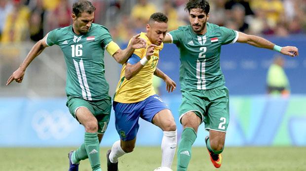Brazil held scoreless again