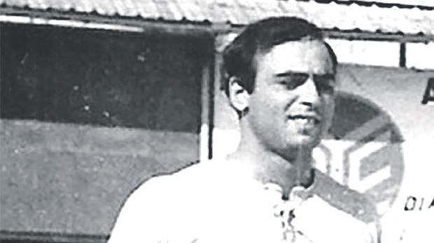 Goalkeeper Vincent Borg Bonaci was a pillar of the Valletta side in the sixties and early seventies.