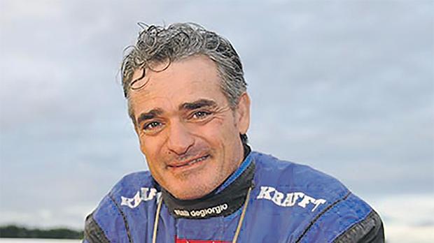 Charles Degiorgio steered Panoramic to victory at Vincennes last week.
