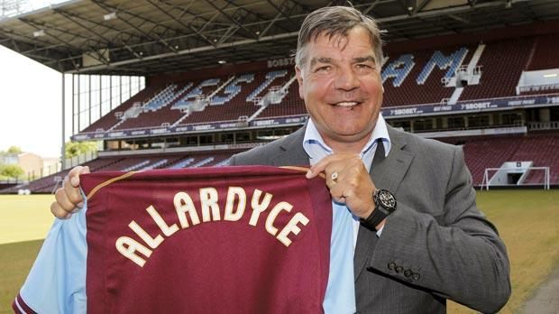 Sam Allardyce... school sport needs revamp.