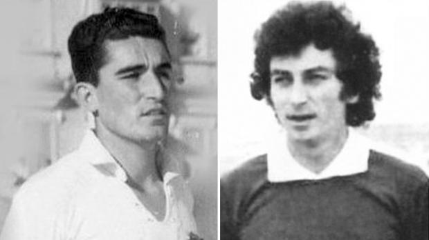 Alfie and Albert Pearson... former Rabat Ajax players.