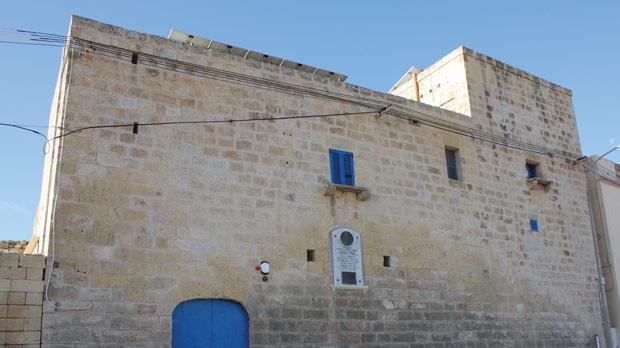 The house museum in Għarb Road, Għarb. Photo: Charles Spiteri
