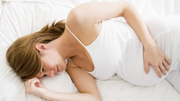 Women who slept on their back or on their right side on the previous night before stillbirth were twice as likely to experience stillbirth, according to research.