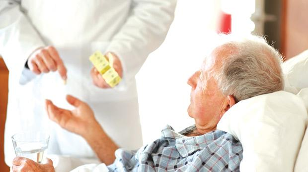 Medication And The Elderly