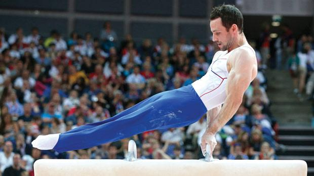 Olympic body beauty