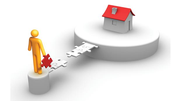 Taking out a bridge loan can be the stepping stone to a better home.