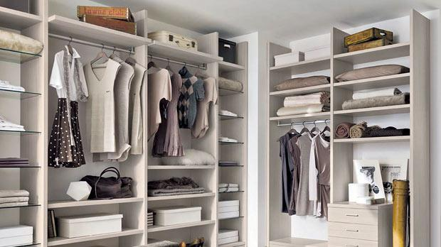 Maximising Storage Space In Your Walk In Wardrobe