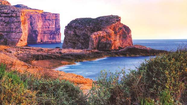 Gozo's unspoilt habitat makes it soughtafter as a second home. Photo: Chris Farrugia Studios (CFS).