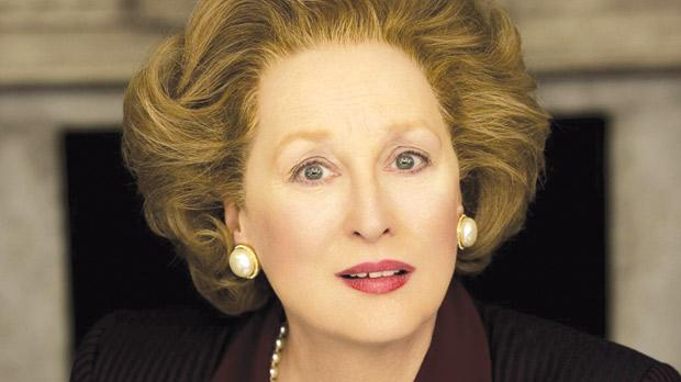 Meryl Streep is expected to be a front runner for her portrayal of Margaret Thatcher.