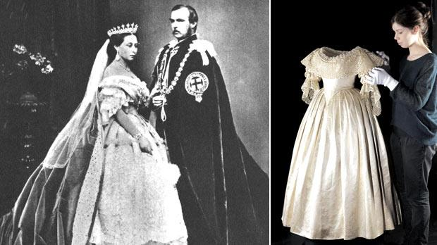 The Dazzling Gowns That Graced Royals