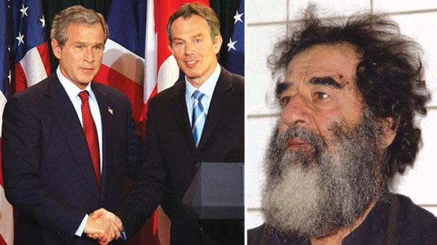 CIA agent who debriefed Saddam Hussein says the agency.