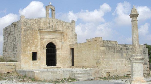 St John Evangelist chapel, Ħal Millieri, Żurrieq.