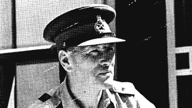 General Sir Claude Auchinleck