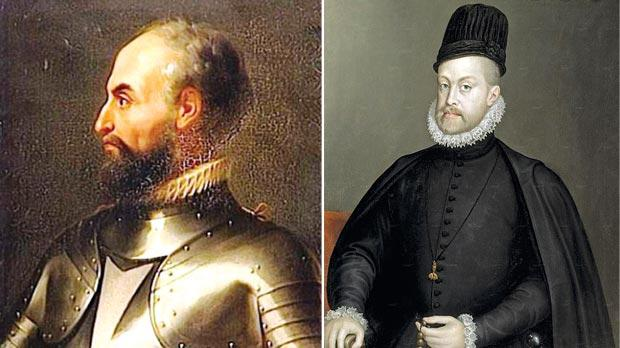 the life and times of philip ii of spain Philip ii of spain: accomplishments view him as a powerful ruler and a man of his own times lesson summary philip ii was the only ii of spain.