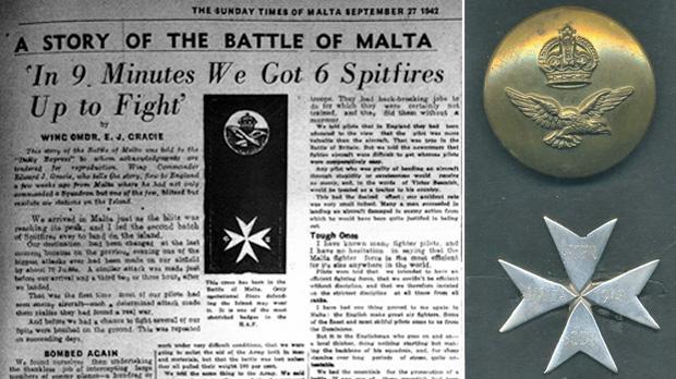 the epic air battle of malta