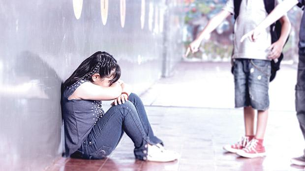 bullying experiences of girls and boys differ