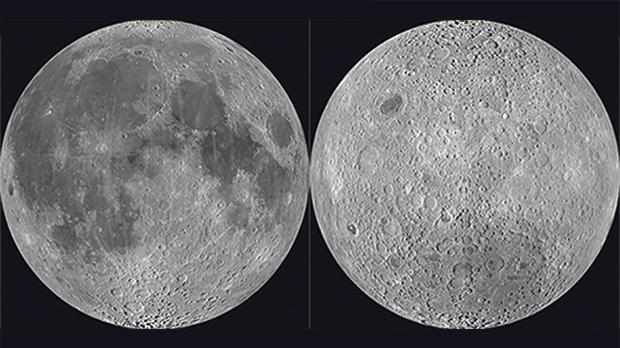 Myth Debunked The Dark Side Of The Moon
