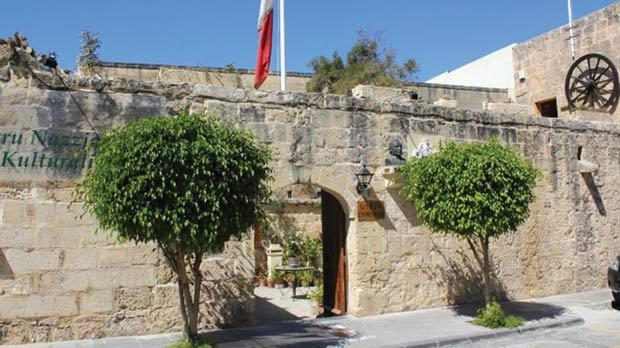 The oasis of culture and dreams in Triq Wied il-Għasel, Mosta.