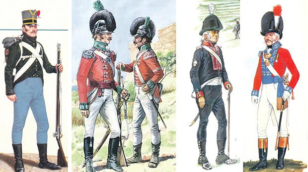 Émigré and foreign troops in British Service and their ...